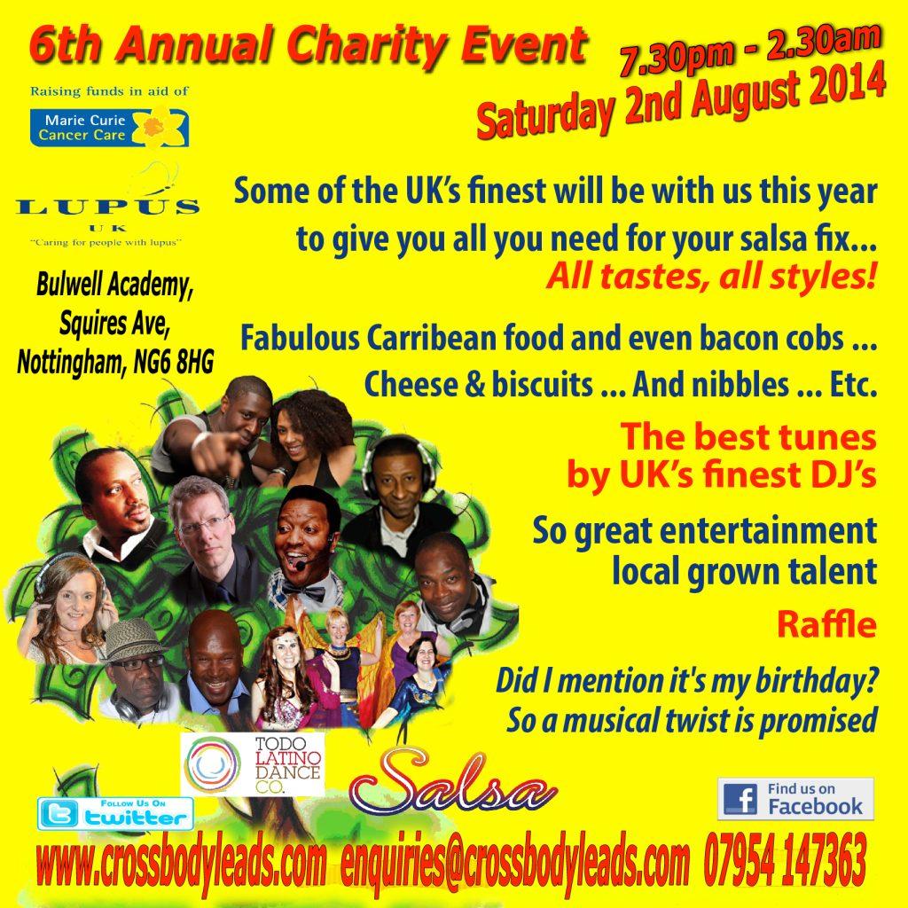 charity banner 2014 lastest details banner